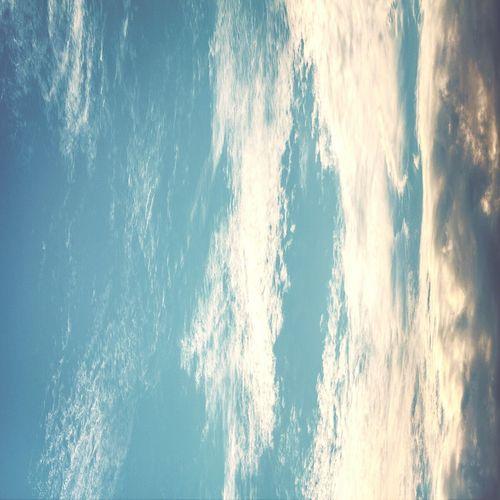 Sky torn |