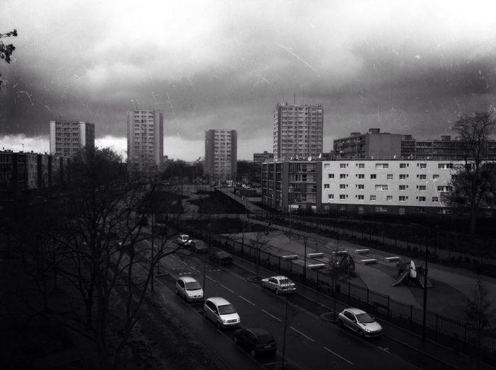 Blackandwhite Streetphotography Urban Quartier