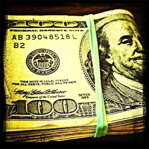 Stacking my bands pro pic from my rap video