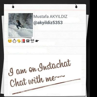 I'm on @instachat__! Get It for free and start texting with me! Instachat__ http://instachat.us