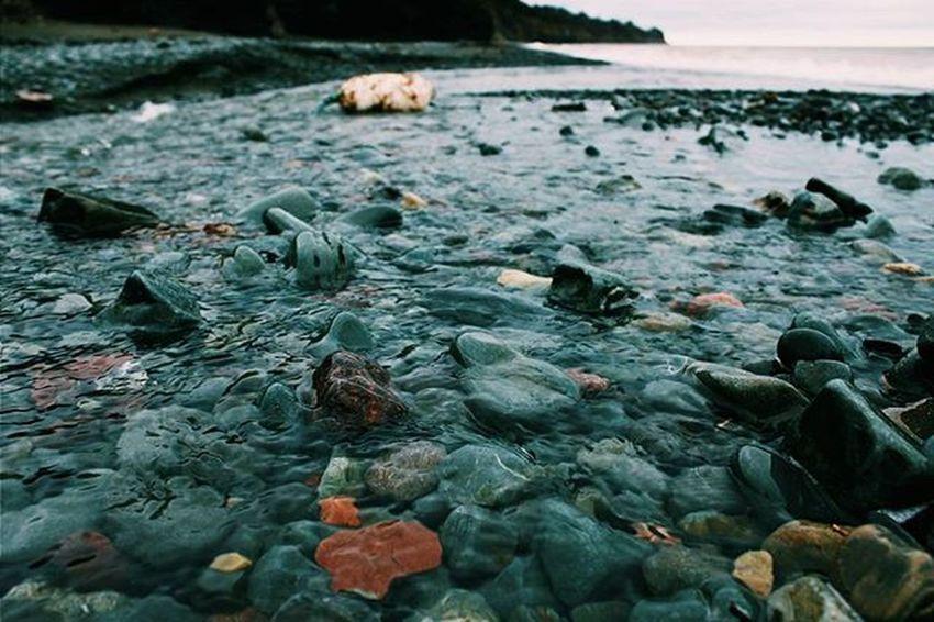 The rocks are pretty at arisaig Photography Photographer Spring Walk Arisaig Landscape Myphoto L4l Instagood VisitNovaScotia Novascotia Thankyoucanada Rocks Waves Canon CanonT5 Imisssummer Water Ocean Blue Sea Beach