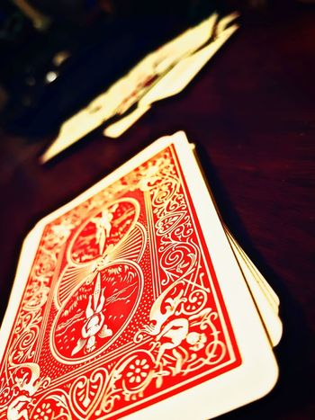 Play the hand you're dealt .. 👐🙃 Cards Randomshot Red Photography Love