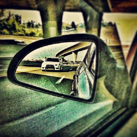 EvoX OnTheFastLane Freeway DippingTryingToKeepUp FastDemon