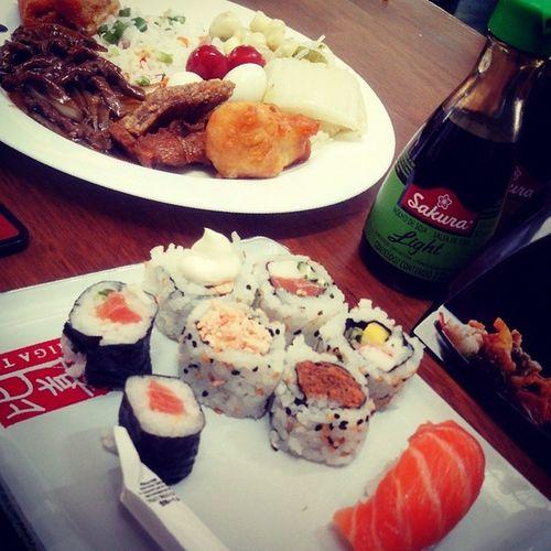 Vamos almoçar então.... Japanesefood Casadoyakisoba Delicious Like instalife