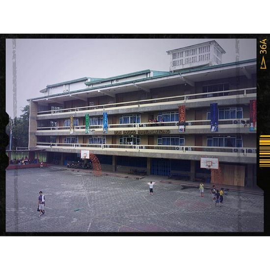 A Throwback Donbosco Mandaluyong Campus themanansala photography instapic instagram instaplace hashtag instagraphy