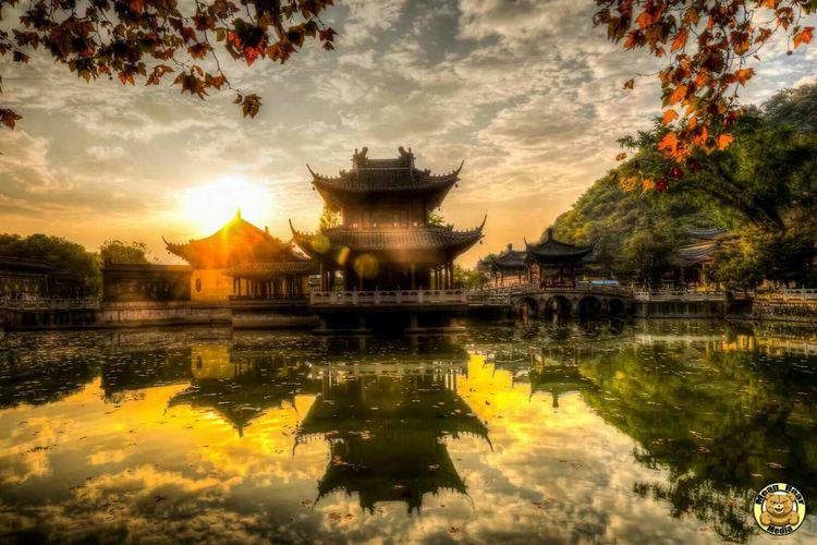 Jiaoshan temple