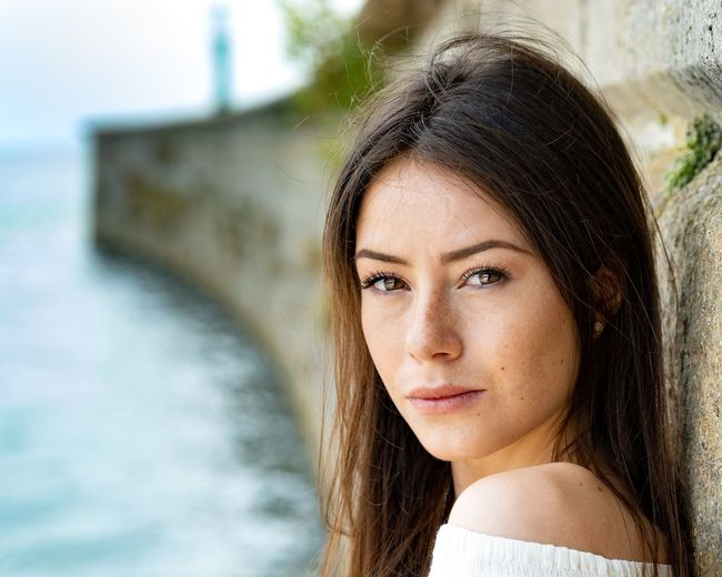 Emotional journey Noth Sea Portrait Model Pose Modeling Model Headshot Portrait Young Adult One Person Young Women Women Long Hair Beauty Close-up Lifestyles Hair Hairstyle Day Real People Nature Beautiful Woman Focus On Foreground Adult First Eyeem Photo