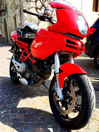 Ducati Multistrada1100