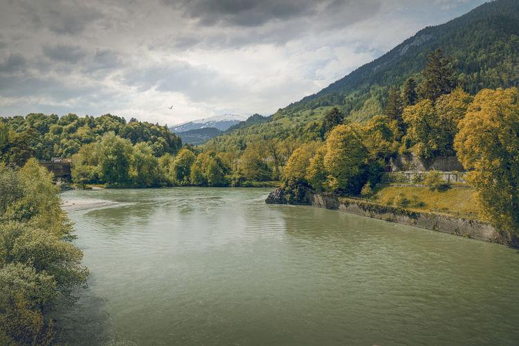 Reichenau Fluss