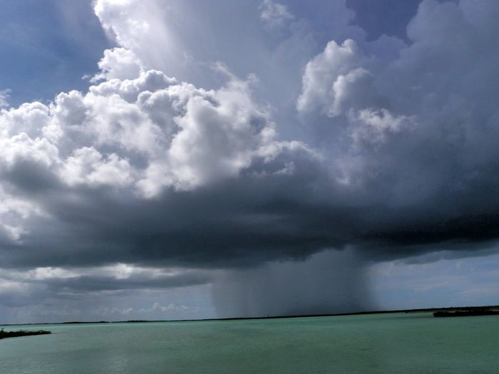 Keywest Florida Thunderstorms Powerful Clouds Beautiful Colours.... Great Outdoors Beach Life This Is Florida!