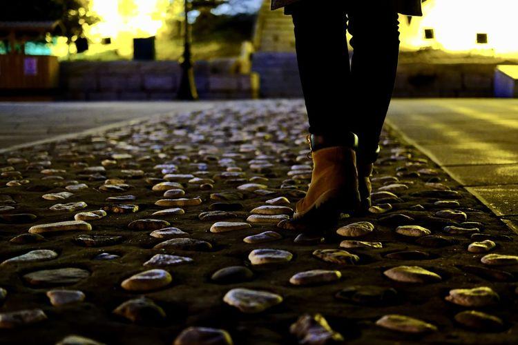 石子路 Road Shoes 呼伦贝尔 Lost In The Landscape