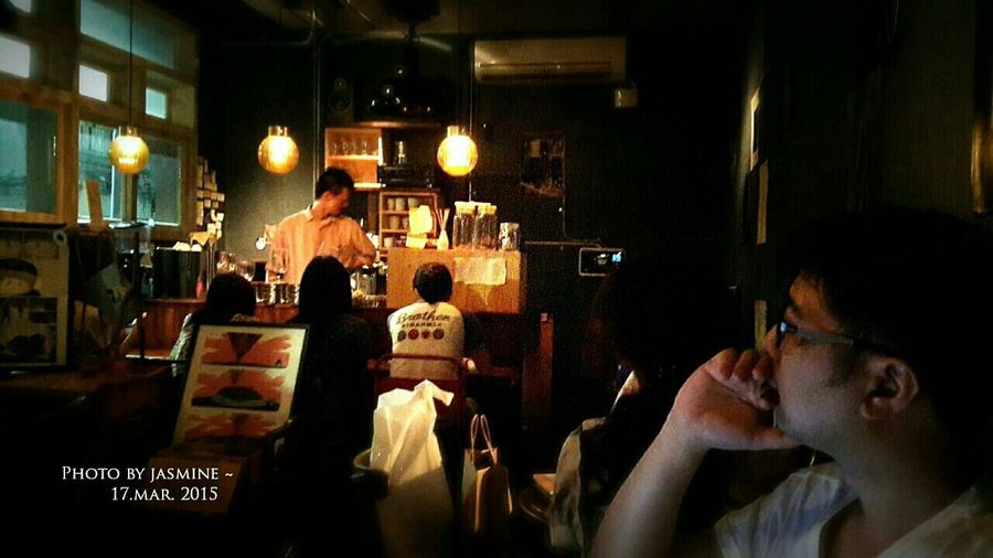 Peoples Nightlife Taipei City Cafe Time Japenese Looking For Who Are You ?