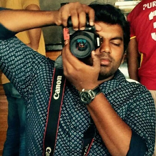 Me, My Camera And I SLR Trichy