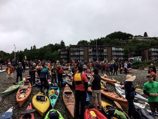 Seattle Kayaktivists