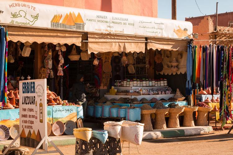 local moroccan