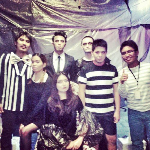 Late upload. Photobombed with the Addams family ;) SpookyHalloween CGI CGIPH Addamsfamily