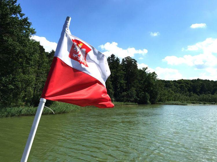 Cześć Polska! I'm On A Boat
