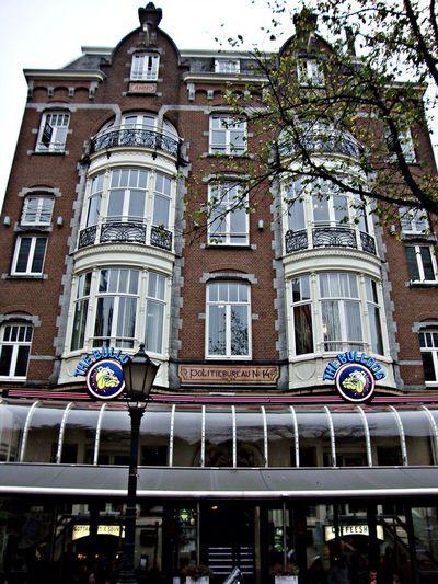 Bulldog Amsterdam Photowalk Leidseplein
