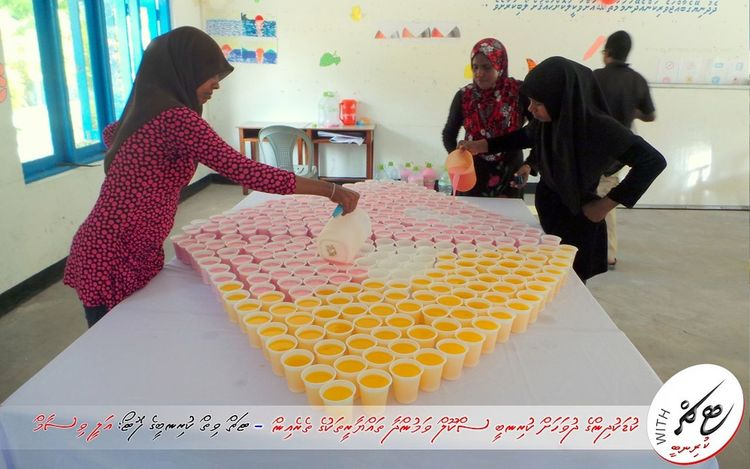 Childrens Day 2014 Celebrate Maldives Girls&Drinks Taking Photos