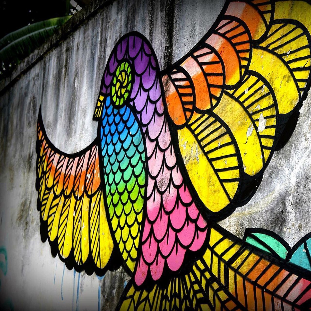 multi colored, art and craft, creativity, design, no people, day, butterfly - insect, close-up, indoors, animal themes