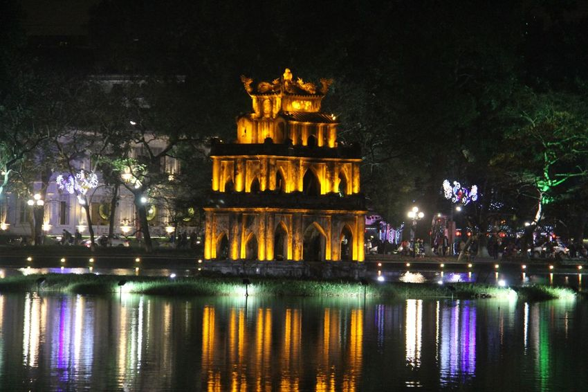 Better Together Hanoi at nights