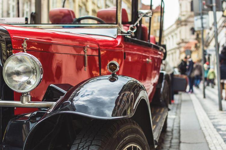 Car Oldcar