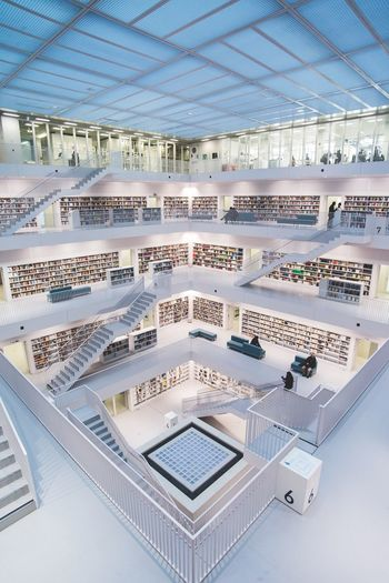 Architecture Business High Angle View No People Built Structure Corporate Business Day Indoors  Modern Business Finance And Industry Bookshelf Library The Architect - 2017 EyeEm Awards