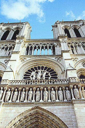 France Paris Notre-Dame