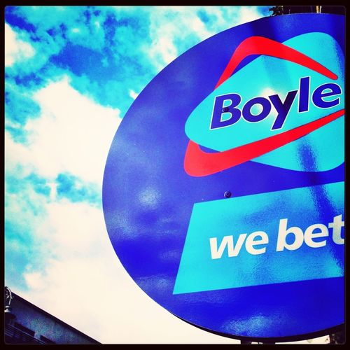 Play The Game Boylesports Come And Collect Blue Is The Colour
