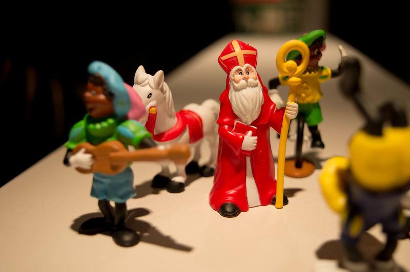 Holiday Horse Pakjesavond Party Pupets Sinterklaas Still Life Toy