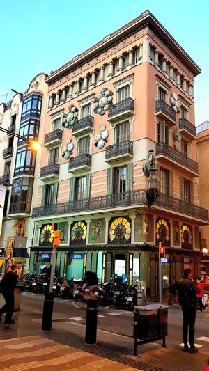 Rambla Travel Destinations Building Exterior Built Structure City Architecture