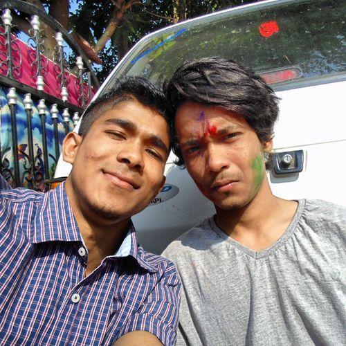 Holi wala selfie Holi2k15
