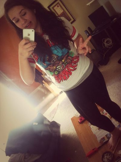 Favorite shirt ❤