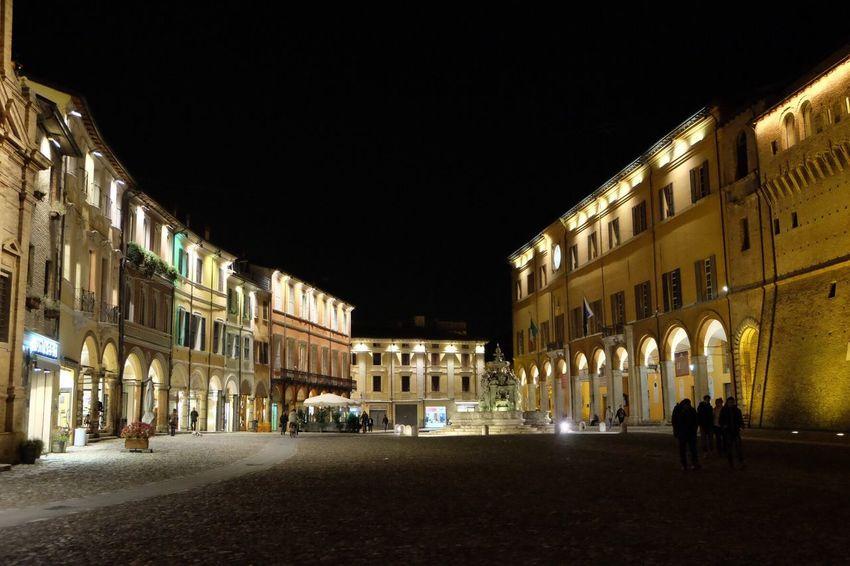 Cesena Nightphotography Night Lights