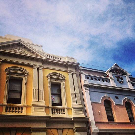 Bye Bye Freo...GoodTimes Fremantle  WA Australia travel architecture