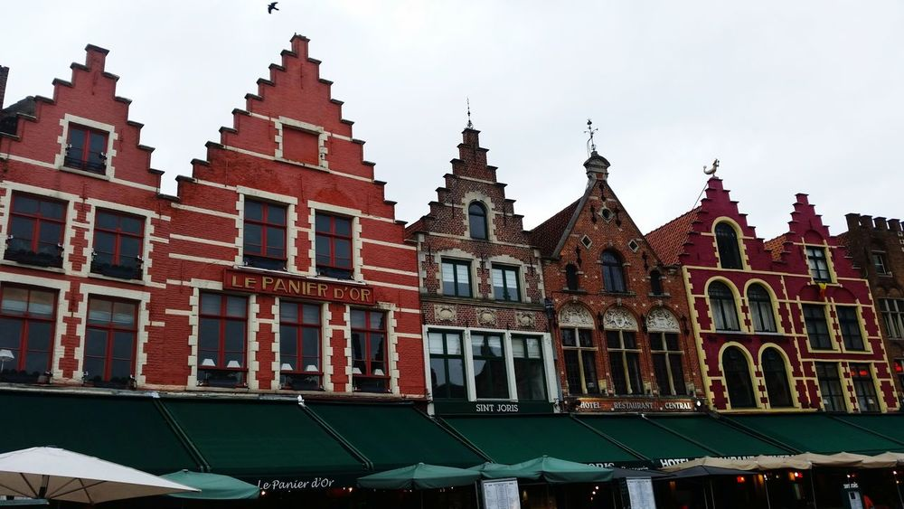 Architecture Business Finance And Industry History No People Politics And Government Outdoors Day City City Cityscape Brugges Brugge, Belgium Building Exterior Built Structure Flamand Architecture Travel Destinations My Best Travel Photo
