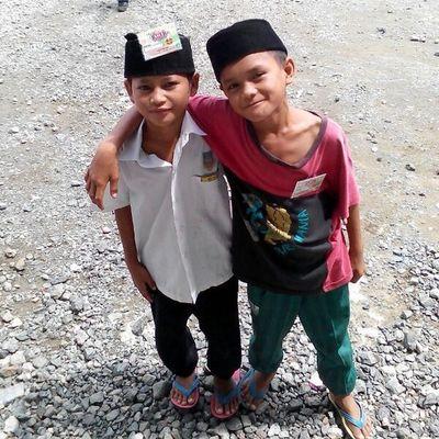 Throwback Mazlan dan Doraemon. TeamIstisyhad SabahTrip2014