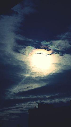 Sun ☀ Sun Light Wonderful Blue Sky First Eyeem Photo