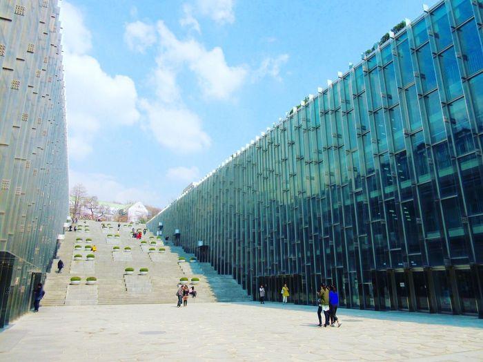 Ewha Womans University Spring Studying Korea