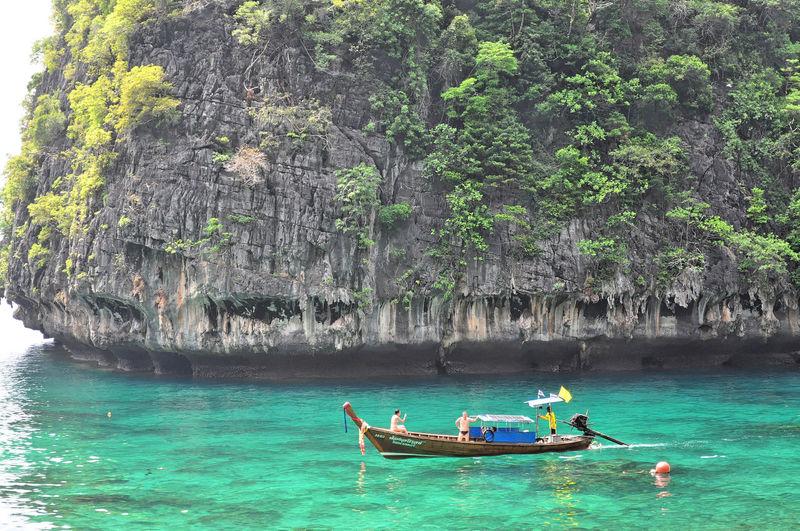 Maya Bay,