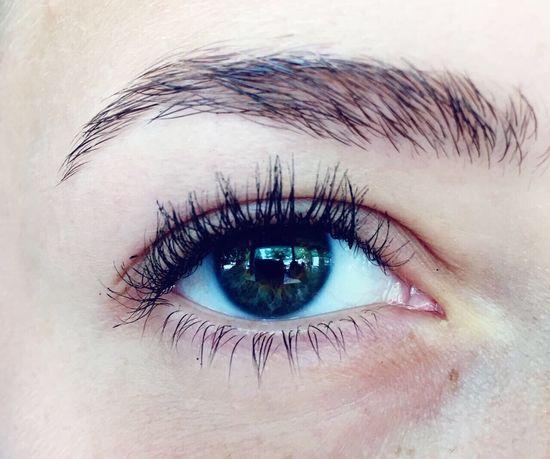 Human Eye Individuality Beatuy
