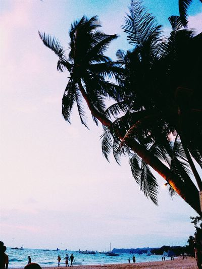 Late post Relaxing Taking Photos Life Is A Beach Sea Vscocam Boracay Island  Philippines