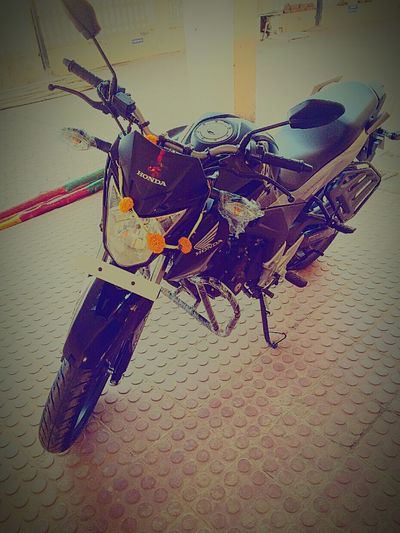Mera Hamsafar Hornet160R Feeling Good First Eyeem Photo