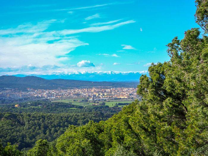 Girona Costa Brava Costa Brava, Coast Pirineos Pirineoscatalanes Palafrugell Far De Sant Sebastia Nature Beauty In Nature Tree Scenics Sea Sky No People Day Mountain Tranquility Landscape Blue