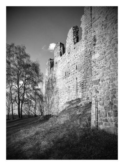 Castle Architecture Nature Building Exterior