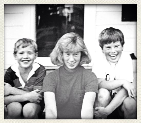 My Brother  My Sister and That's Me in 1988