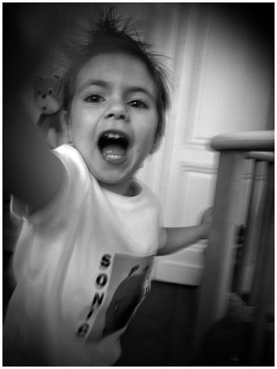 Kids are all right Beautiful Girl Sonic Youth Black & White Portrait my daughter Expressive Cute Children Children Photography Black And White Photography