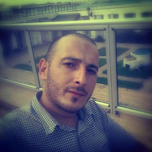 Alger Sidi Fredj Hotel el riadh taking coffee. .