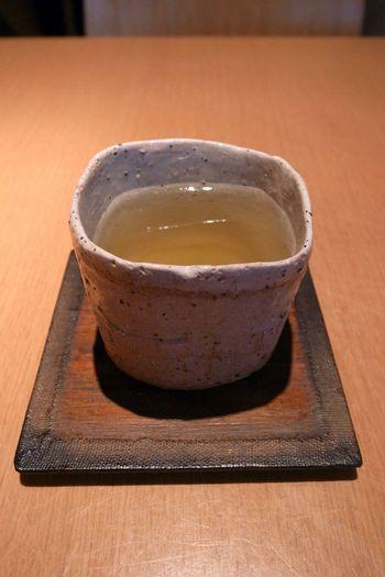Green Tea 緑茶 陶器 Tea Cup Pottery Ricoh GRD III〆の緑茶!全部美味しかった!器のセンスも凄く好みだった!また行きたい♪