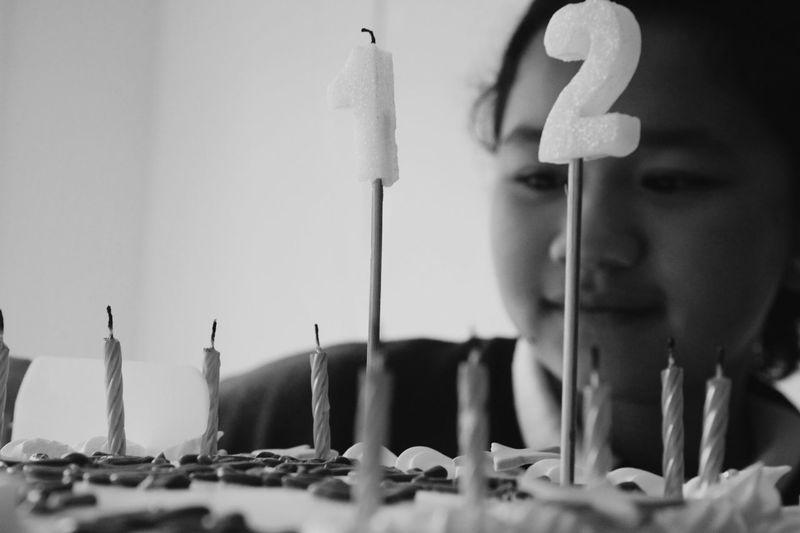 Enjoy The New Normal Who What Where Birthday Cake Family Celebration Twelve Love Cousin Blackandwhite Monochrome EyeEm Selects